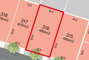 Lot 316 - Rex Hills Drive, Ripley, Qld 4306