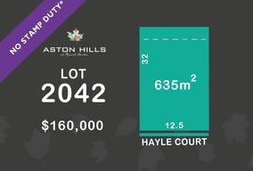 Lot 2042, Hayle Court, Mount Barker, SA 5251