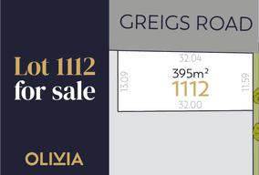 Lot 1112, 325 Greigs Road, Truganina, Vic 3029