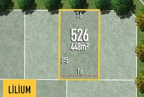 LOT 526, Remedy Dr, Clyde, Vic 3978