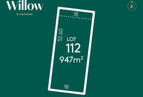 Lot 112, Cotton Circuit, Gisborne, Vic 3437