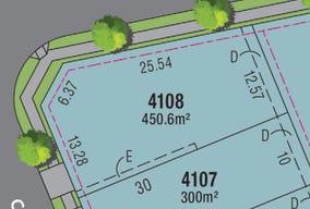450sqm Blocks at Newpark, Marsden Park, NSW 2765