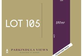 Lot 105 Crawford Walk, Mount Barker, SA 5251