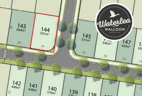 Lot 144, Stage 2c Waterlea Walloon, Walloon, Qld 4306