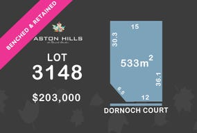 Lot 3148, Dornoch Court, Mount Barker, SA 5251