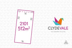 Lot 2101, Plymouth Boulevard, Clyde North, Vic 3978