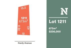 Lot 1211, hardy Avenue, Mount Barker, SA 5251