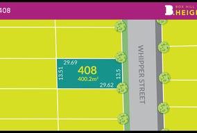 Lot 408 at Box Hill Heights, Box Hill, NSW 2765