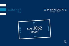 Lot 1062, The Panorama, Merimbula, NSW 2548