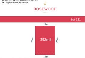 Lot 121, 960 Taylors Road, Plumpton, Vic 3335