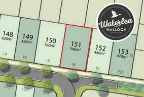 Lot 151, 41 Paterson Road, Walloon, Qld 4306