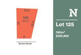 Lot 125 Burton Street, Mount Barker, SA 5251