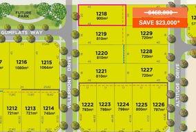 Lot 1218, Villermont Drive, Acacia, Botanic Ridge, Vic 3977