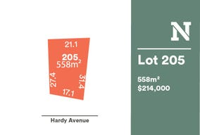 Lot 205, Hardy Avenue, Mount Barker, SA 5251