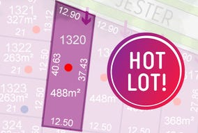 Lot 1320 Settlers Creek (Atherstone), Melton South, Vic 3338