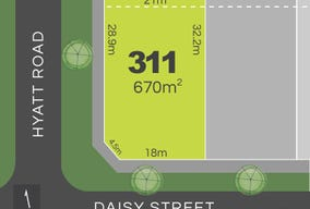 Lot 311, Daisy Street, Viewpoint, Huntly, Vic 3551