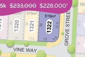 Lot 1322 Vine Way, Greenbank, Qld 4124