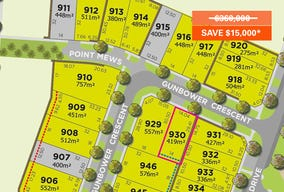 Lot 930, Gunbower Crescent, Acacia, Botanic Ridge, Vic 3977