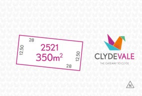 Lot 2521, Dorkings Way, Clyde North, Vic 3978