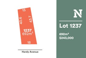 Lot 1237, Hardy Avenue, Mount Barker, SA 5251
