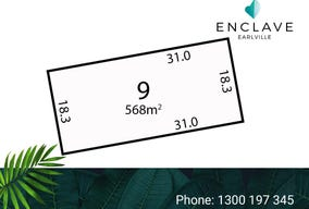 Lot 9, Enclave Bend, Cairns City, Qld 4870