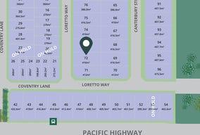 Lot 72, Loretto Way, Hamlyn Terrace, NSW 2259