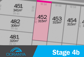 Lot 452, Ooranya Estate, Beveridge, Vic 3753
