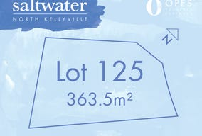 Lot 125 Saltwater Crescent, North Kellyville, NSW 2155