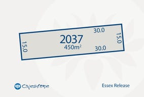 Lot 2037, Essex street, Mango Hill, Qld 4509