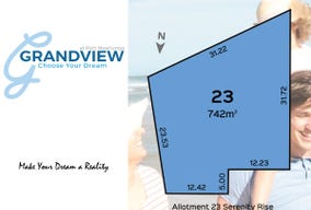 Lot 23 Serenity Rise, Port Noarlunga, SA 5167