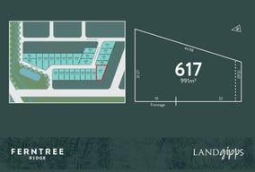 Lot 617, Ferntree Ridge, Drouin, Vic 3818