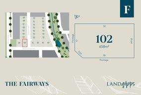 Lot 102, The Fairways - Urban Living, Drouin, Vic 3818