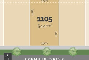 Lot 1105, Tremain Drive, Lucas, Vic 3350