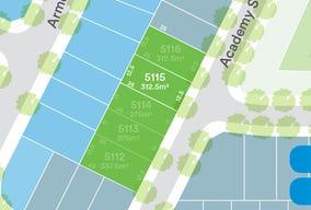 Lot 5115 Academy Street, Jordan Springs East, Jordan Springs, NSW 2747