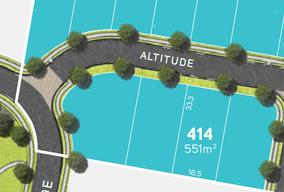 Lot 414, Altitude Boulevard, Terranora, NSW 2486
