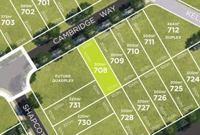 Lot 708 Cambridge Way, Ripley, Qld 4306