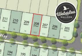 Lot 208, 55 MacKellar Way, Walloon, Qld 4306