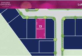 Lot 13 Land at Oxford Gardens, Ingleburn, NSW 2565