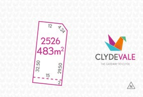 Lot 2526, Appenzeller Drive, Clyde North, Vic 3978