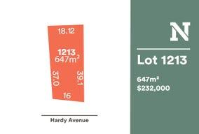 Lot 1213, Hardy Avenue, Mount Barker, SA 5251
