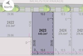 Lot 2423 Land at Newpark, Marsden Park, NSW 2765