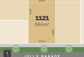 Lot 1121, Jolly Parade, Lucas, Vic 3350