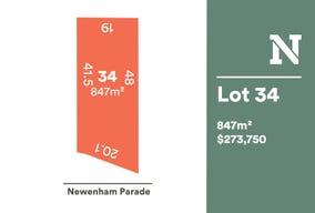 Lot 34, Newenham Parade, Mount Barker, SA 5251