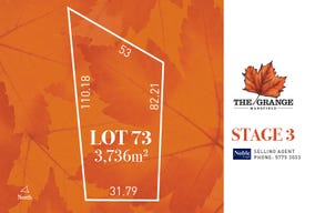 Lot 73, 262 Mansfield Whitfield Rd, Mansfield, Vic 3722
