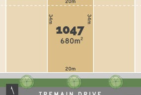 Lot 1047, Tremain Drive, Lucas, Vic 3350