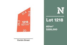 Lot 1218, Corbin Street, Mount Barker, SA 5251