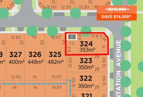 Lot 324, Orientation Avenue, Newhaven, Tarneit, Vic 3029