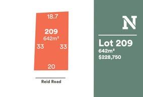 Lot 209, Reid Road, Mount Barker, SA 5251
