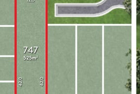 Lot 747, Tasman Crescent (REGISTERED), Logan Reserve, Qld 4133