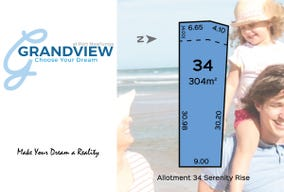 Lot 34 Serenity Rise, Port Noarlunga, SA 5167